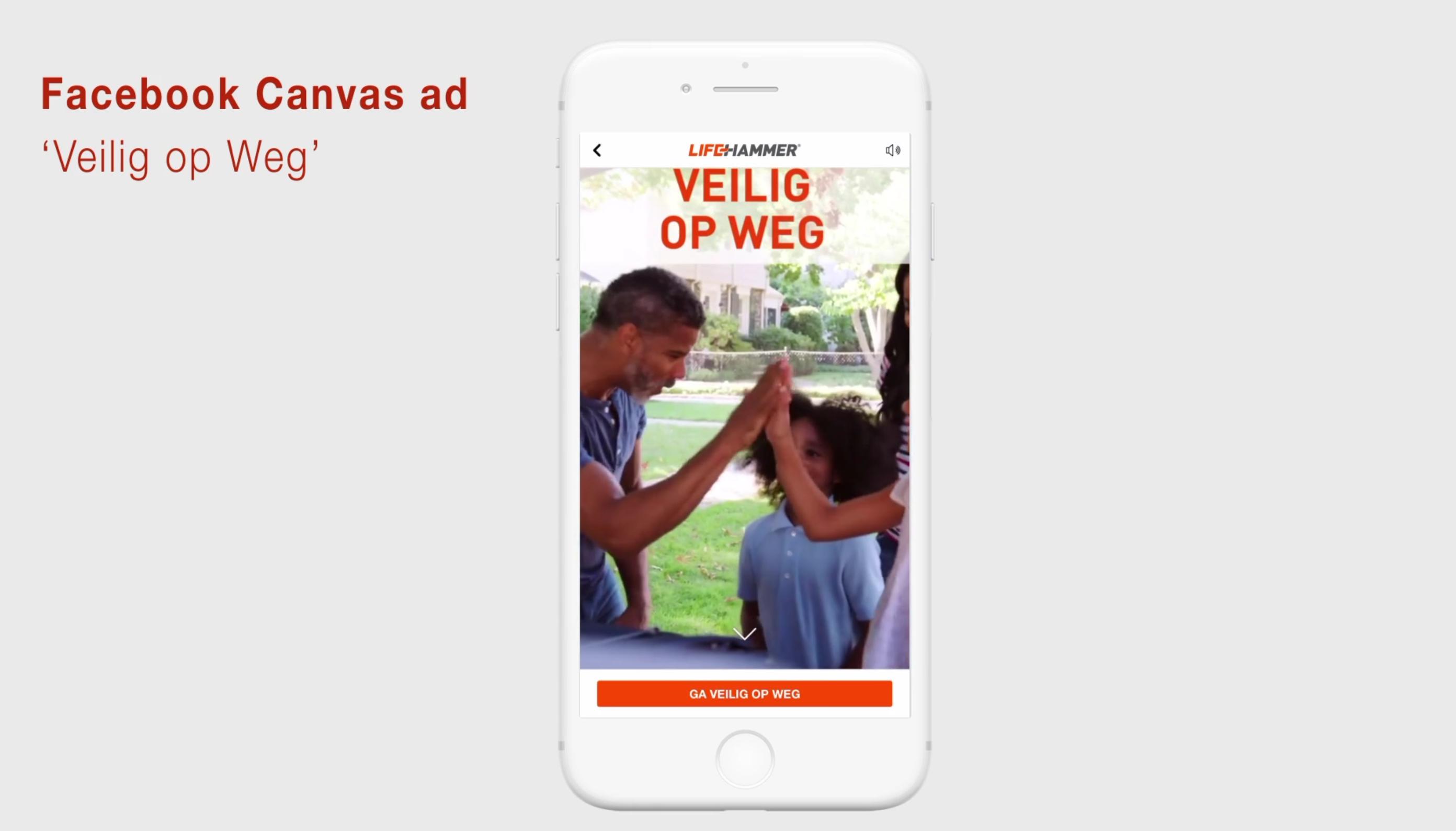 Canvas ad